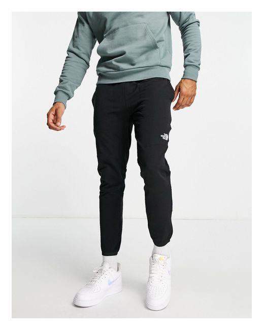 The North Face Black Tekware Fleece Sweatpants for men