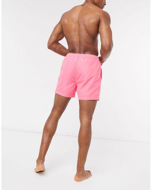 Шорты Для Плавания -розовый South Beach для него, цвет: Pink