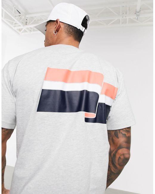Серая Футболка С Принтом -серый Adidas Originals для него, цвет: Gray