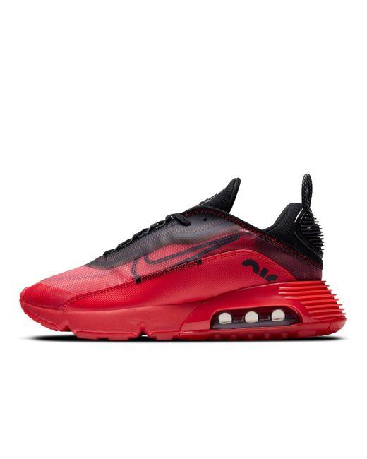 Nike Red Air Max 2090 Sneakers for men