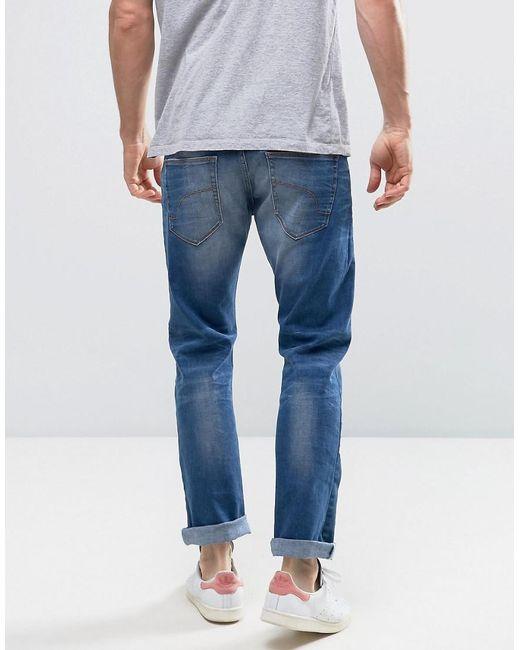Esprit Slim Fit Jeans In Light Wash in Blue for Men | Lyst