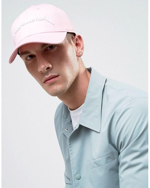 Good For Nothing - Baseball Cap In Pink for Men - Lyst