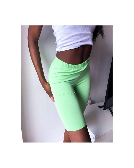 Зеленые Шорты-леггинсы От Комплекта ASOS, цвет: Green