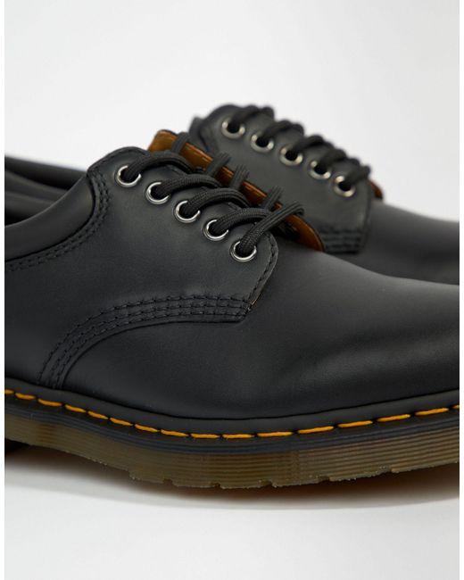 Черные Ботинки 8053-черный Dr. Martens для него, цвет: Black