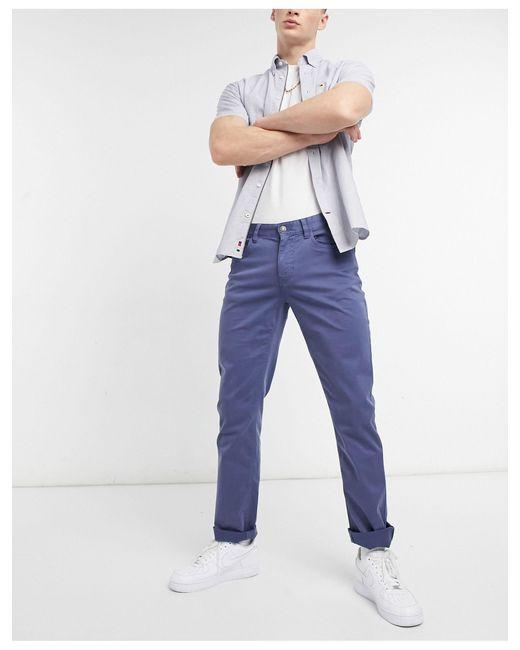 Tommy Hilfiger Blue C-straight Denton Jeans for men