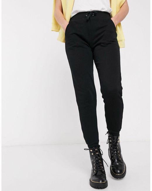 Черные Джоггеры -черный New Look, цвет: Black