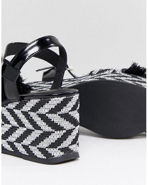 Sixtyseven Taike Flatform Espadrille Sandals uiKmPgq6sk