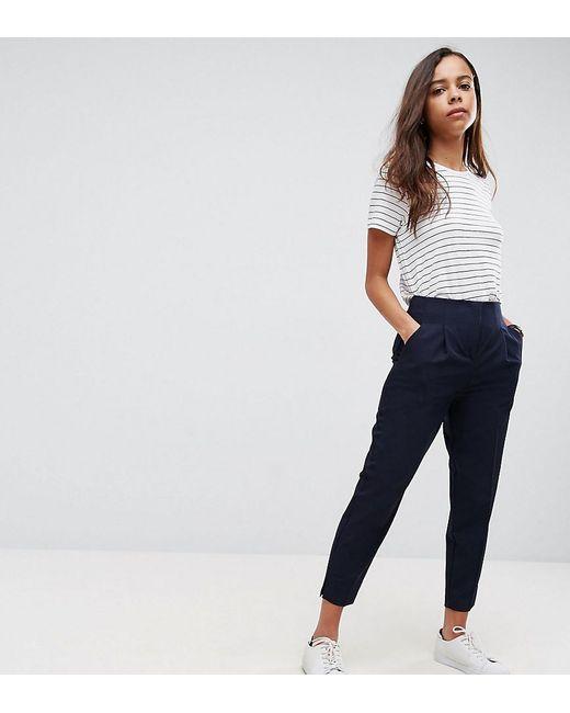 ASOS | Blue Mix & Match Highwaist Cigarette Pants | Lyst