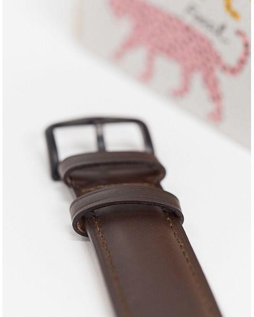 Часы С Кожаным Коричневым Ремешком Fs5551-коричневый Fossil для него, цвет: Brown