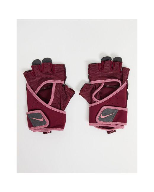 Розовые Премиум-перчатки Для Фитнеса -розовый Цвет Nike, цвет: Pink