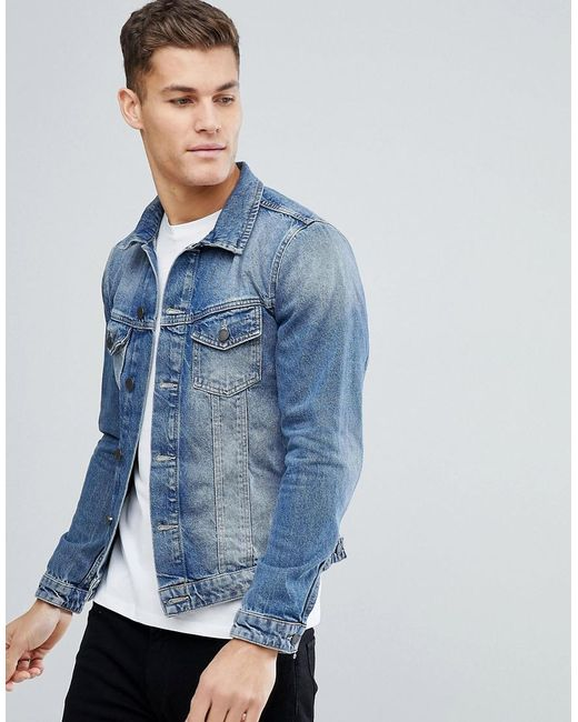 Jack and jones intelligence jeans jacke