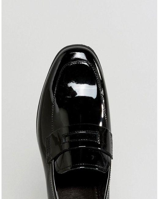 Chaussure Mocassin De Brevet Marilyn Vagabonde - Noir ZSud9eUGsc