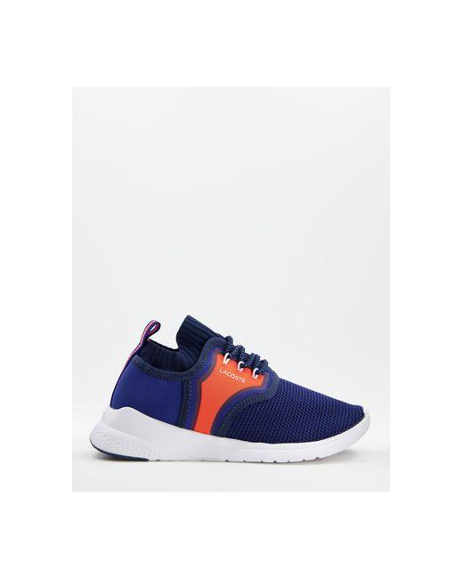 Zapatillas Lacoste de color Blue