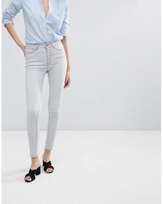 MiH Jeans - Gray M.i.h Jeans Bridge Skinny Jeans - Lyst