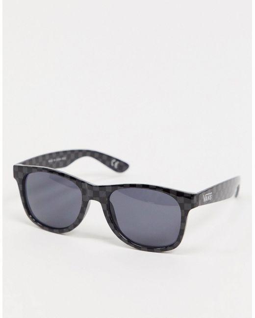 Черные Солнцезащитные Очки Spicoli 4-черный Цвет Vans для него, цвет: Multicolor