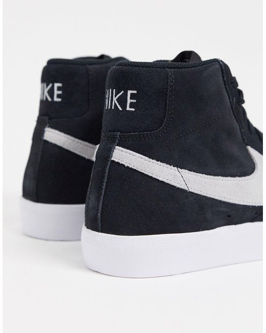 Nike Sb Zoom Blazer Sneakers in het Black voor heren
