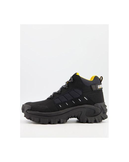 Черные Ботинки Cat Resistor-черный Цвет Caterpillar для него, цвет: Black
