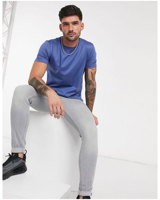 BOSS by Hugo Boss Blue Tessler T-shirt for men