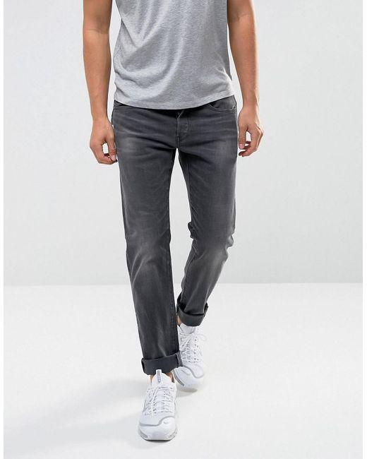 lyst g star raw 3301 slim jeans in blue for men. Black Bedroom Furniture Sets. Home Design Ideas