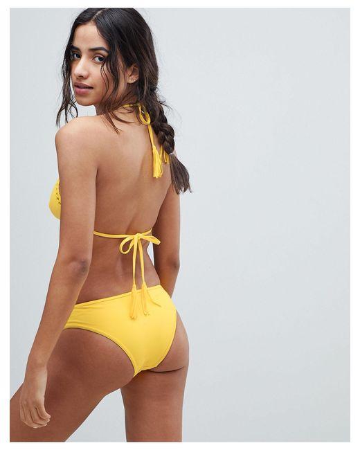 Плавки-бикини -желтый Glamorous, цвет: Yellow