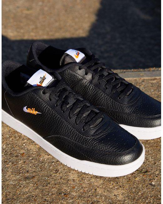 Chaussure Court Vintage Premium pour Cuir Nike pour homme en ...