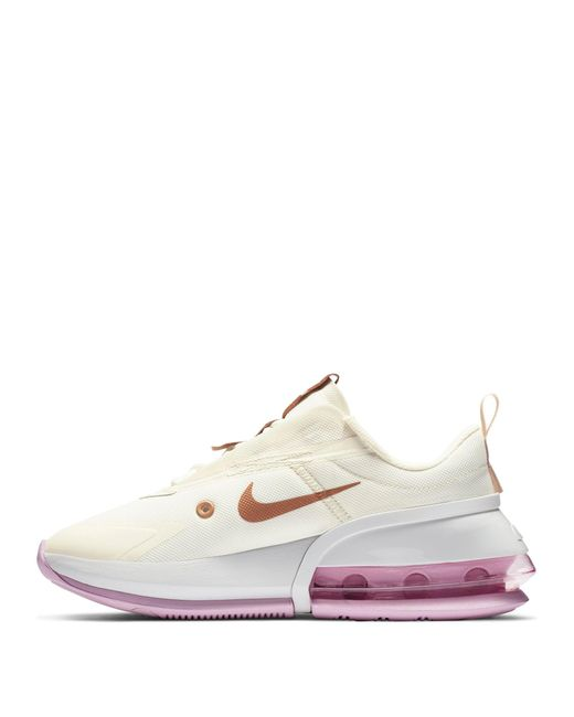 Nike Purple Air Max Up Trainers