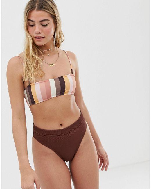 Palm Springs Xanadu - Bas Rhythm en coloris Brown