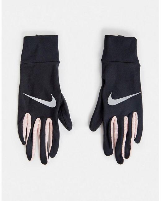 Gants légers pour femme - Noir Nike pour homme en coloris Black