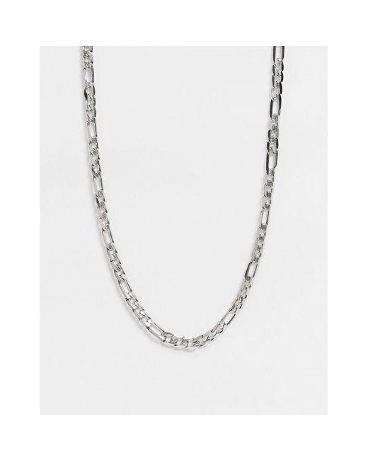 Серебристая Цепочка Из Нержавеющей Стали -серебряный Icon Brand для него, цвет: Multicolor