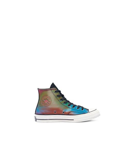 Многоцветные Высокие Кроссовки Chuck 70-многоцветный Converse, цвет: Blue