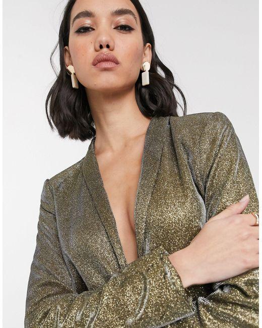 Soaked In Luxury Soaked femme de coloris métallisé n7nS3