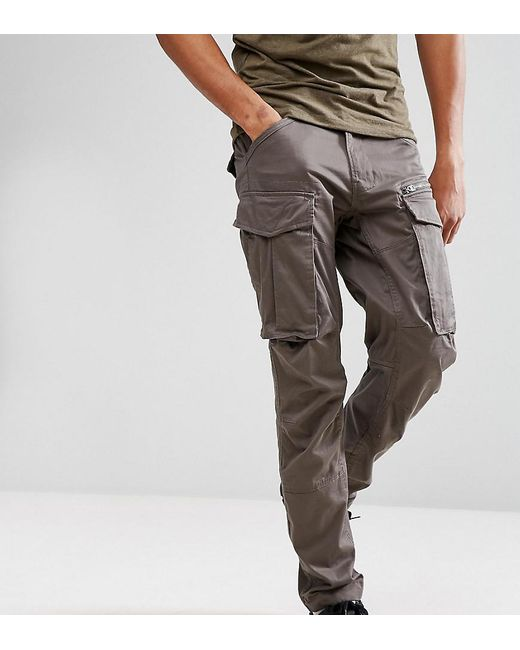 top-rated cheap top-rated original lace up in Rovic Zip Cargo Pants 3d Tapered