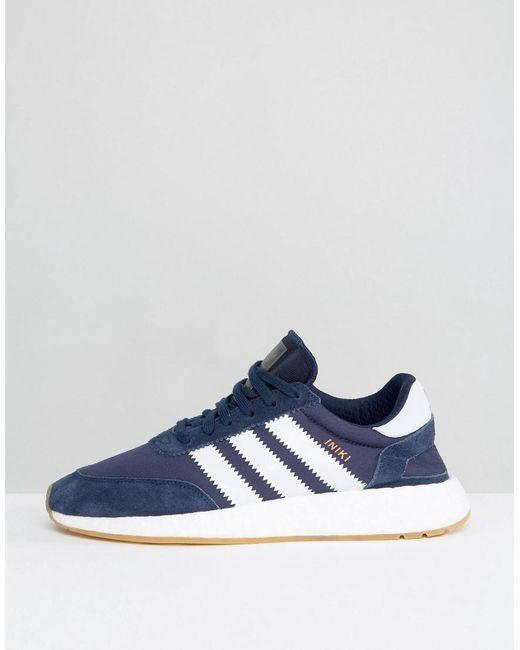 Adidas originali - 5923 runner scarpe da ginnastica in marina bb2092 in blu