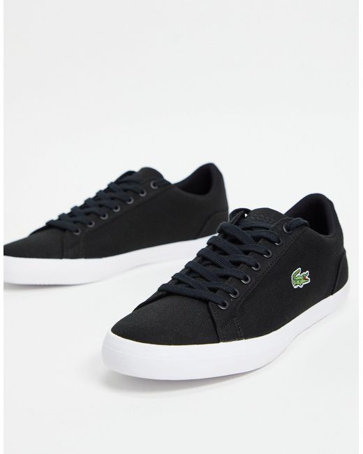 Lacoste White Lerond Trainers for men