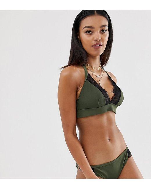 Maternity Wolf /& Whistle Khaki Green Swimsuit Swimming Costume Size 10 E//F