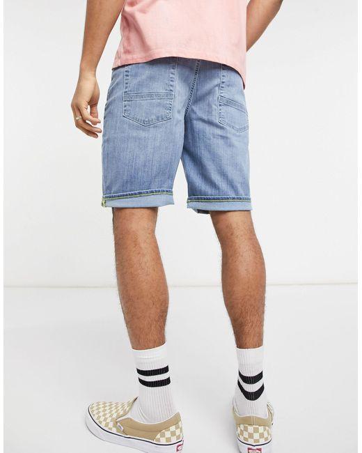 Shorts di Timberland in Natural da Uomo