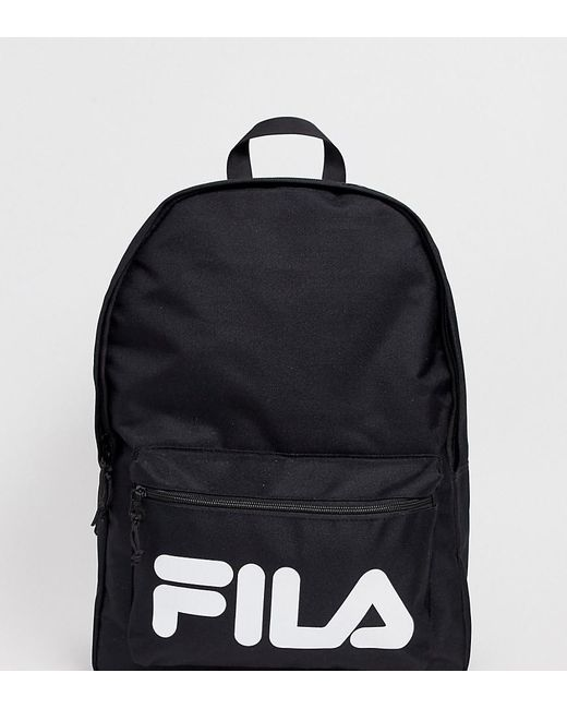 Fila Verda - Medium Rugzak In Zwart in het Black