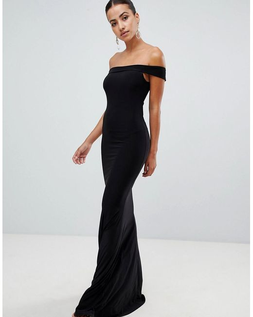 Fishtail Maxi Dress