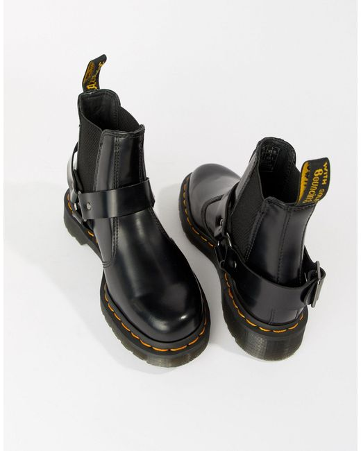 doc martens wincox chelsea boots