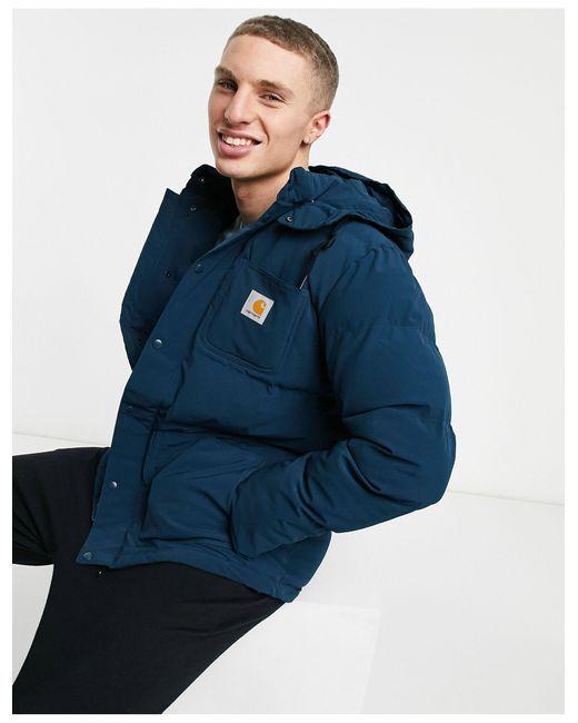 Пальто Аlpine-голубой Carhartt WIP для него, цвет: Blue