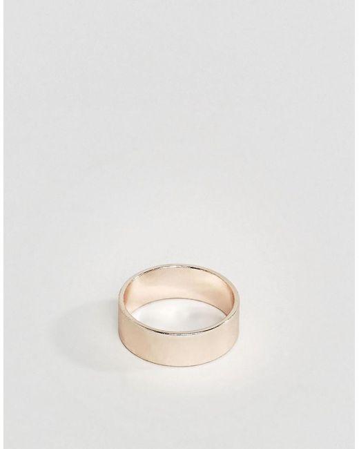 ASOS Pink Ring for men