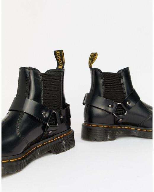 dr martens wincox boots
