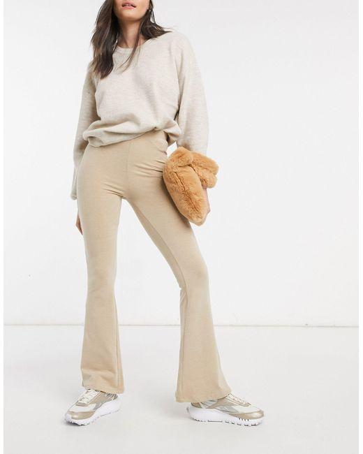 Pantalones ASOS de color Natural