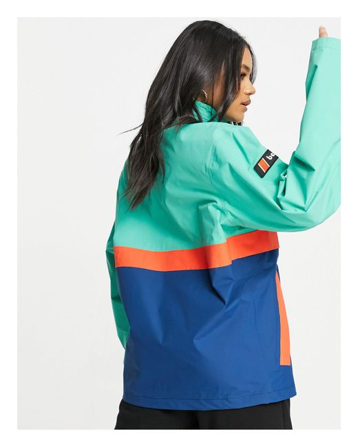 Ski Smock 86 - Veste - Bleu/orange Berghaus en coloris Green