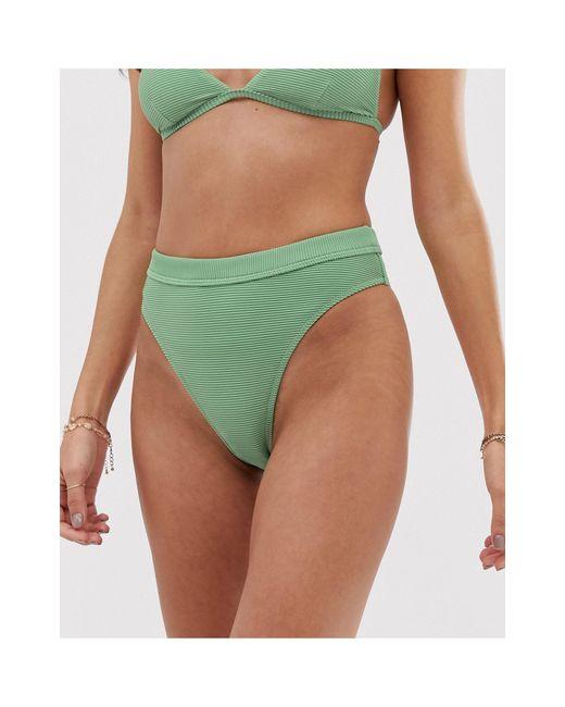 Palm Springs Xanadu - Bas Rhythm en coloris Green