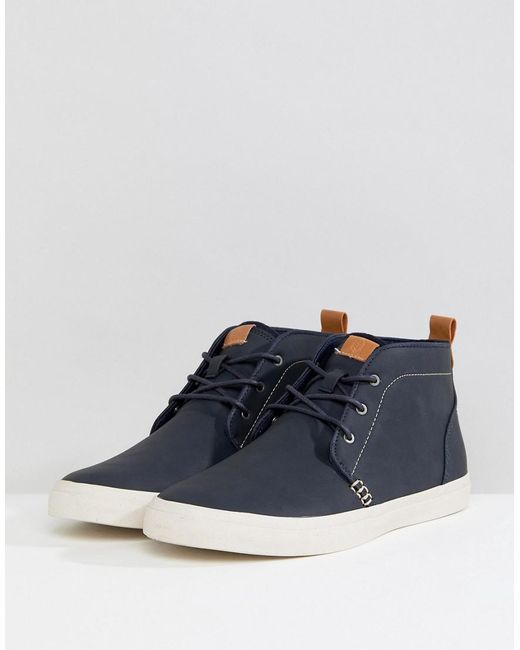 Call it Spring Thaywien Hi Top Sneakers In wmavC