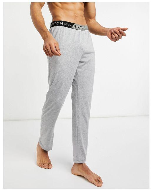 Серые Трикотажные Штаны Для Дома -серый Burton для него, цвет: Gray