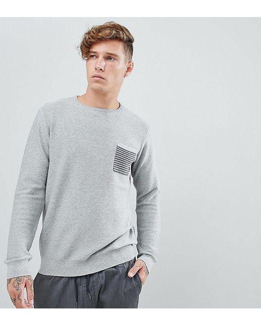 Jersey Baggo Quiksilver de hombre de color Gray