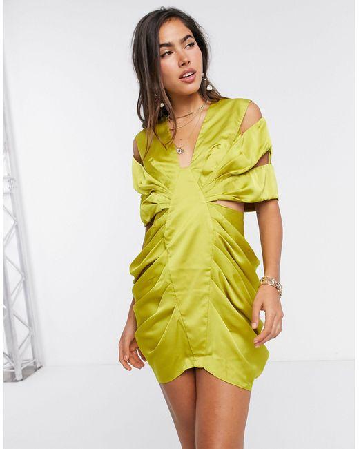 Vestito corto di ASOS in Green