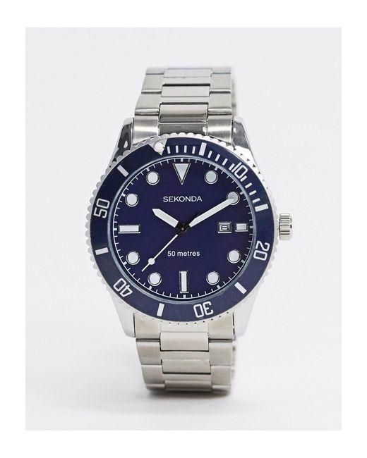 Sekonda Metallic Bracelet Watch